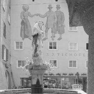 Rathausbrunnen in Bludenz von Risch-Lau