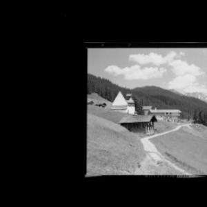 Kristberg gegen Silbertaler Loobspitze von Risch-Lau