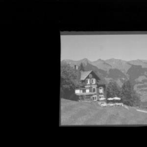 Gasthaus und Pension Berghaus Tschengla Bürserberg von Risch-Lau