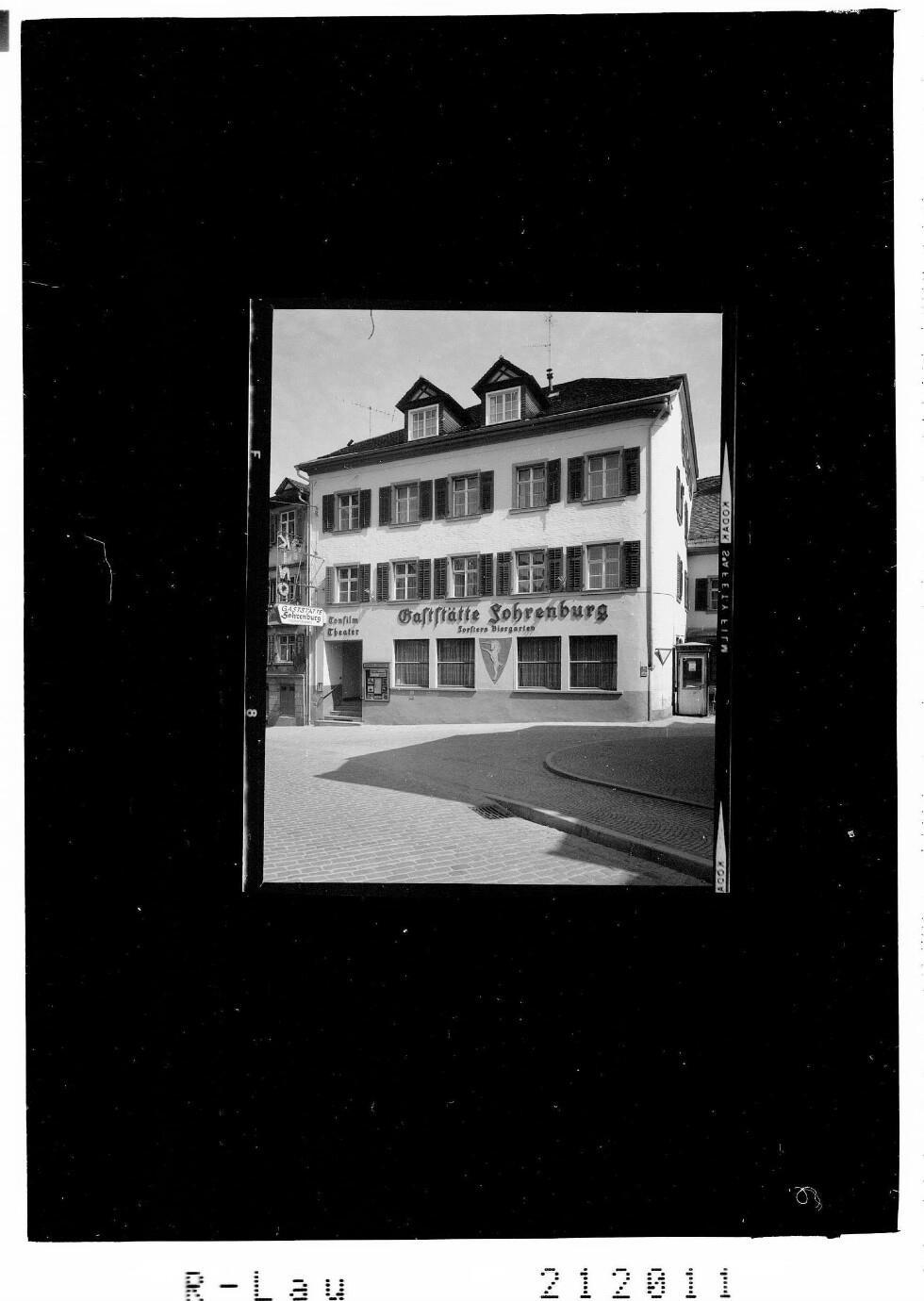Gaststätten Bregenz