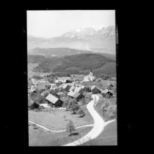 Übersaxen gegen Altmann und Säntis von Risch-Lau