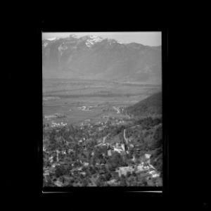 Klaus mit Blick zum Säntis und Hohen Kasten von Risch-Lau