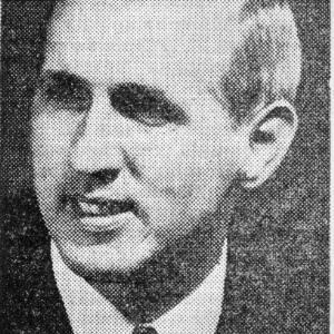 Landtagsabgeordneter Ernst Winder / Helmut Klapper von Klapper, Helmut