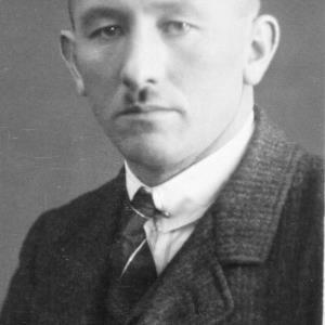 Landtagsabgeordneter Richard Walser / Helmut Klapper von Klapper, Helmut