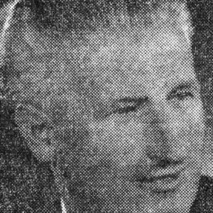 Landtagsabgeordneter Bernhard Vogel / Helmut Klapper von Klapper, Helmut