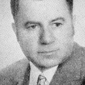 Nationalratsabgeordneter Leonhard Treichl / Helmut Klapper von Klapper, Helmut