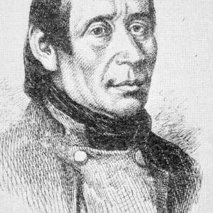 Landammann und Schützenhauptmann Johann Peter Sutterlüti / Helmut Klapper von Klapper, Helmut