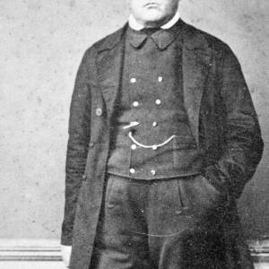 Landtagsabgeordneter Franz Josef Stemer / Helmut Klapper von Klapper, Helmut