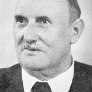 Nationalratsabgeordneter Emil Schneider / Helmut Klapper von Klapper, Helmut