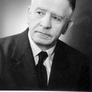 Landtagsabgeordneter Josef Schmidt / Helmut Klapper von Klapper, Helmut