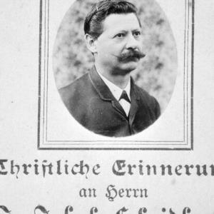 Landtagsabgeordneter Jakob Scheidbach / Helmut Klapper von Klapper, Helmut