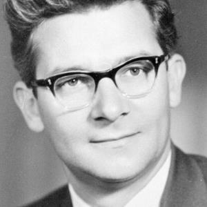 Landtagsabgeordneter Walter Peter / Helmut Klapper von Klapper, Helmut