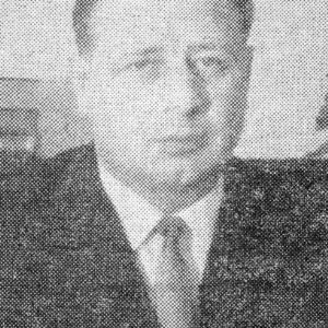 Landtagsabgeordneter Paul Peter / Helmut Klapper von Klapper, Helmut