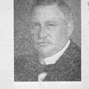 Landtagsabgeordneter Johann Müller / Helmut Klapper von Klapper, Helmut