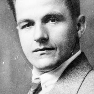 Landtagsabgeordneter Jakob Bertsch / Helmut Klapper von Klapper, Helmut