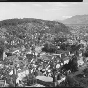 Feldkirch Vorarlberg von Risch-Lau