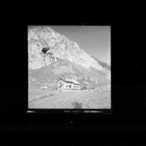 Ravensburger Hütte am Spullersee 1962 m von Risch-Lau