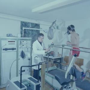 Sportarztuntersuchung in Feldkirch / Helmut Klapper von Klapper, Helmut