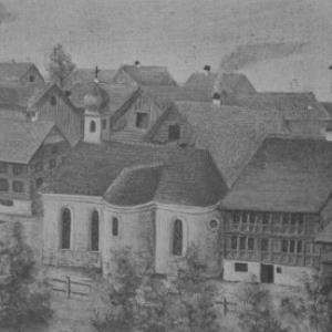 Dornbirn - Oberdorf St. Sebastian / Helmut Klapper von Klapper, Helmut