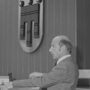 Landtagsabgeordneter Tiefenthaler / Helmut Klapper von Klapper, Helmut