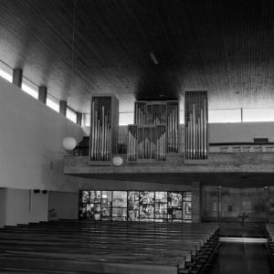 Nadler Orgelaufnahmen, Feldkirch Levis, Maria Königin des Friedens / Helmut Klapper von Klapper, Helmut