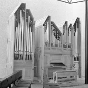 Nadler Orgelaufnahmen, Lustenau Hasenfeld, Zum guten Hirten / Helmut Klapper von Klapper, Helmut