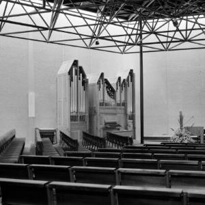 Nadler Orgelaufnahmen, Lustenau-Hasenfeld, Zum guten Hirten / Helmut Klapper von Klapper, Helmut