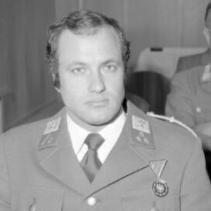 Verleihung von Rettungsmedaillen / Helmut Klapper von Klapper, Helmut