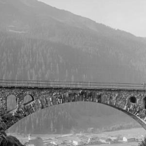 Wädletobelbrücke Klösterle von Hersteller nicht ermittelbar