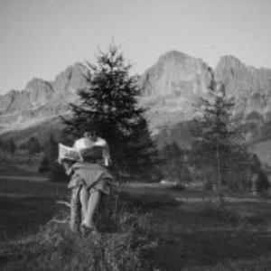 Karersee / Fotograf: Norbert Bertolini von Bertolini, Norbert