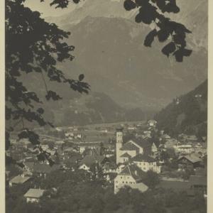 Schruns i. Montafon / Wolf von Wolf, Theo