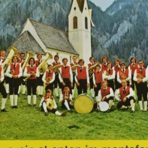 Musikverein St. Anton im Montafon / Aufnahme von Winsauer von Winsauer, ...