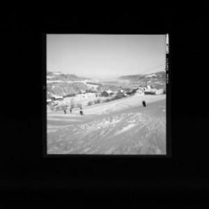 Buch im Bregenzerwald Skigebiet Schneiderkopf von Risch-Lau