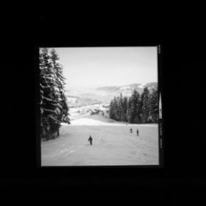 Buch im Bregenzerwald Skilift Schneiderkopf von Risch-Lau