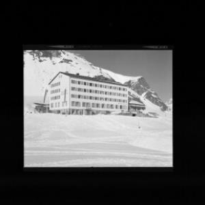 Hotel Silvrettasee auf der Bieler Höhe von Risch-Lau