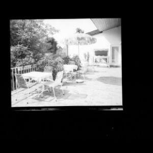 Haus Kalb in Lauterach - Terrasse von Risch-Lau