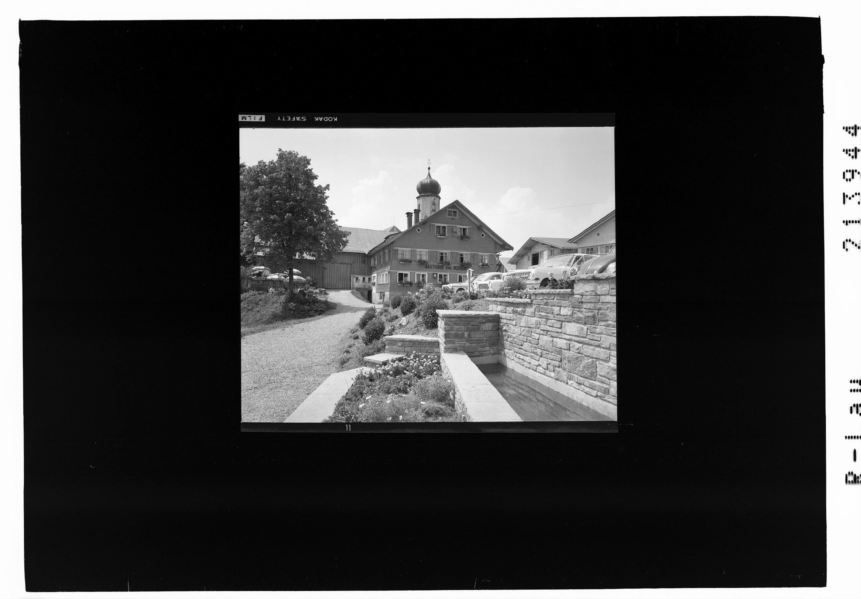 Sulzberg bei Bregenz, Vorarlberg Gasthof Ochsen von Risch-Lau