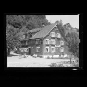 Gasthaus Schäfle in Bürserberg von Rhomberg