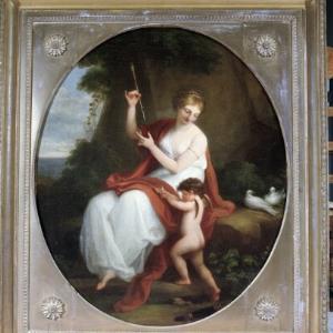 Angelika Kauffmann - Gemälde / Helmut Klapper von Klapper, Helmut