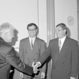 Durig-Böhler-Preisverleihung / Helmut Klapper von Klapper, Helmut
