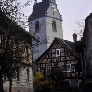Bregenz, St. Gallus / Helmut Tiefenthaler von Tiefenthaler, Helmut