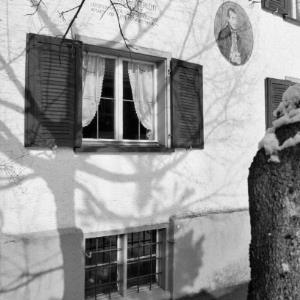 Hittisau, Heimathaus von Johann Peter Sutterlüti / Rudolf Zündel von Zündel, Rudolf