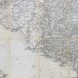 Boden-See von [Kartograph., früher Militärgeograph. Inst.]