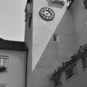 Dornbirn, Rathausuhr / Rudolf Zündel von Zündel, Rudolf
