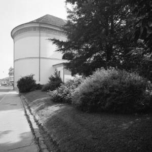 Dornbirn. Kirche St. Martin, hintere Teil / Rudolf Zündel von Zündel, Rudolf