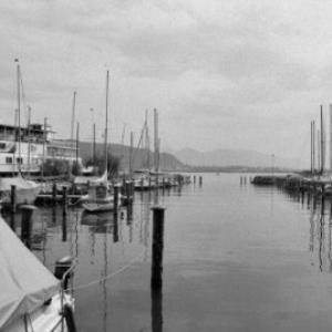 Lochau, Hafen / Rudolf Zündel von Zündel, Rudolf