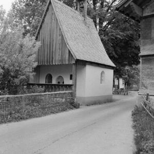 Bezau, Ellenbogen, Kapelle Hl. Leonhard / Rudolf Zündel von Zündel, Rudolf