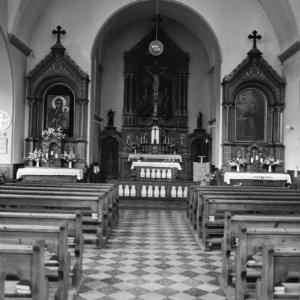 Bezau, Franziskanerkloster, Klosterkirche (ehemaliges Kapuzinerkloster) / Rudolf Zündel von Zündel, Rudolf