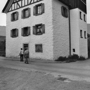 Bezau, Bezegg 61, Alter Turm (ehemaliges Gefängnis) / Rudolf Zündel von Zündel, Rudolf