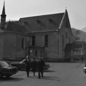 Bezau, Kloster / Rudolf Zündel von Zündel, Rudolf
